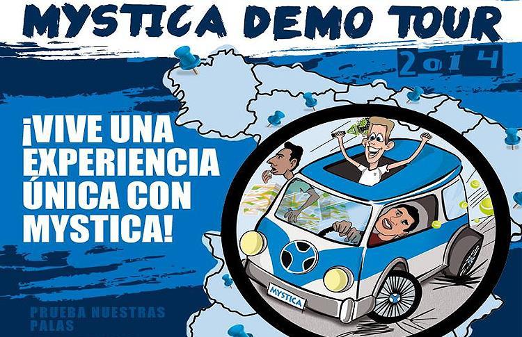 Mystica Demo Tour en Don Benito