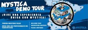 El Mystica Demo Tour llega a Madrid