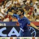 Guga Vázquez, en el Estrella Damm Sevilla Open