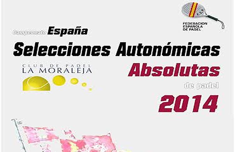 Cpto España Selecciones Autonómicas Absolutas