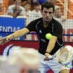 Juan Cruz Belluati, en el Estrella Damm Tenerife Open