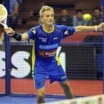 Miguel Lamperti, im Estrella Damm Sevilla Open