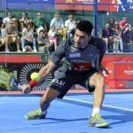 Maxi Sánchez, en el Estrella Damm Lisboa Open