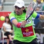 Juani Mieres, en el Estrella Damm Lisboa Open