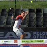 Paquito Navarro, en el Estrella Damm Lisboa Open