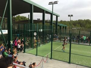 Winball en el Mundial de Palma de Mallorca 2014