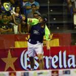 Fernando Belasteguín, en el Estrella Damm Tenerife Open