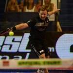 Marcelo Capitani, en el Estrella Damm Tenerife Open