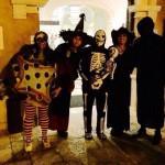 Fiesta de Halloween en Land Rover Pádel Tour