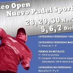 Manifesto del torneo Pitu Losada Pádel Academy