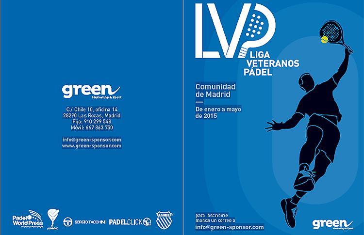 Liga de Veteranos Green Sponsor