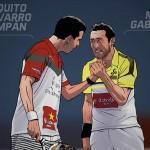Caricatura Paquito Navarro-Maxi Grabiel
