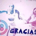Cecilia Reiter y Carolina Navarro nos desean un gran 2015