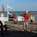 Exhibición de Beach Padel con Juan Martín Díaz y Fede Quiles