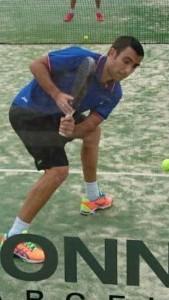 Pablo Lima ya luce como jugador de ASICS