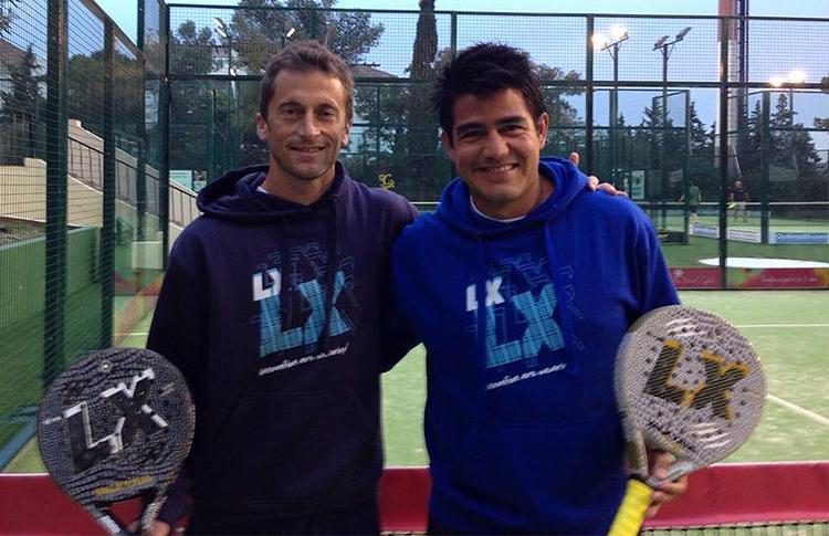 LX Plante anuncia los fichajes de Gabo Loredo y Dani Dios