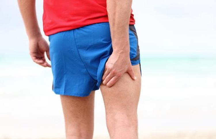 Resultado de imagen para Dolor en la parte posterior de la pierna inferior