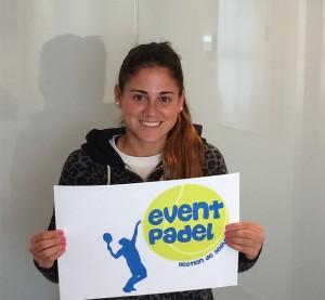 Mari Carmen Villalba, tercer fichaje para EventPádel
