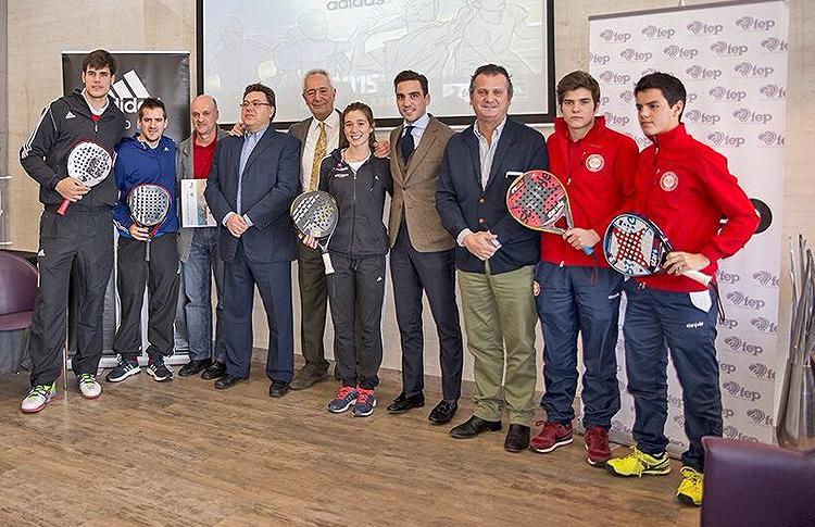 Presentación del Circuito de Menores Adidas 2015