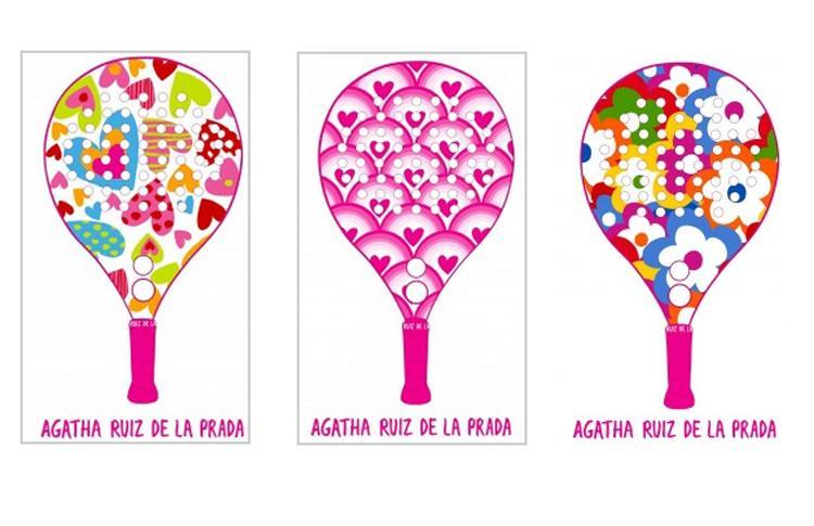 OchoPádel, listo para presentar la Colección Agatha Ruiz de la Prada