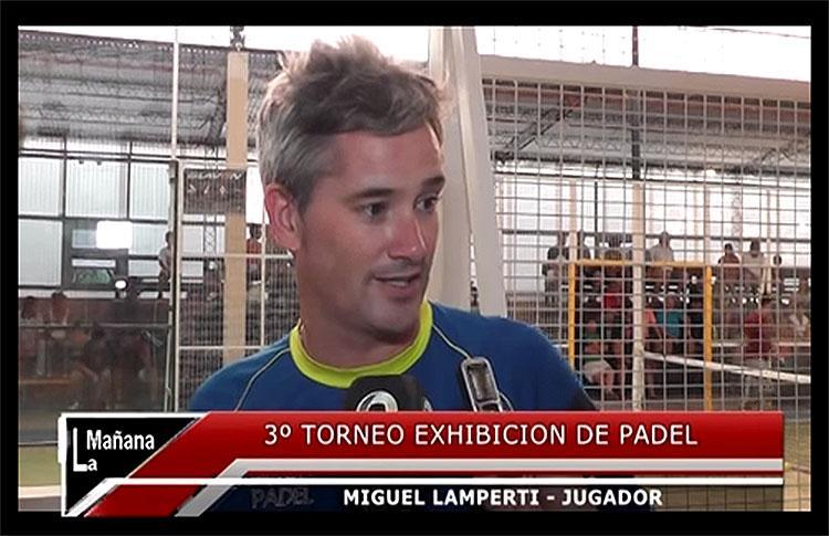 Miguel Lamperti habla de retos y objetivos para 2015