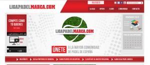 Página web oficial de la Liga Marca 2015