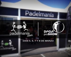 Padelmanía no faltará a Pádel Pro Show 2015