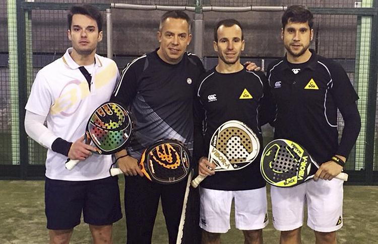 El Team Vibor-A inicia su camino para conquistar el Campeonato Absoluto de Madrid