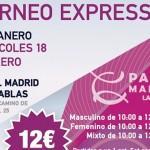 Torneo Mañanero de Time2Pádel en Pádel Las Tablas