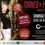 A Tope de Pádel y su nuevo torneo en Sport Home