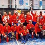 Arena Entrena Pádel gana el Cpto de España por Equipos de 1ª Categoría