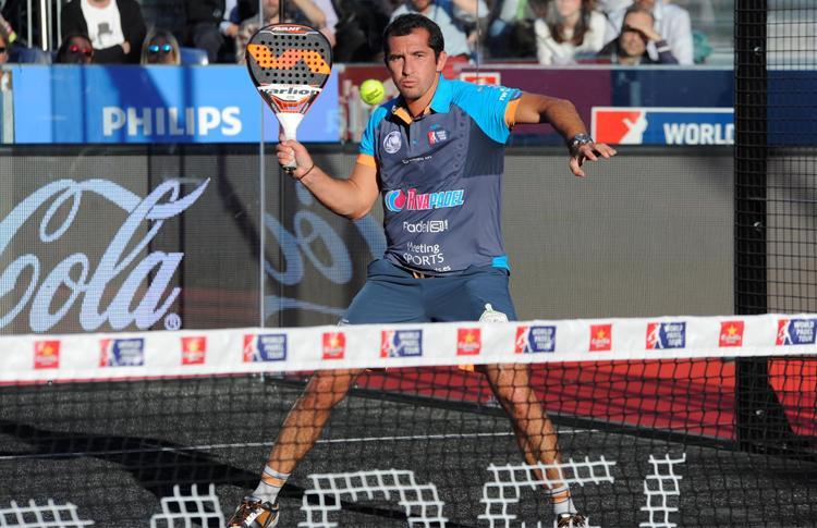 David Gutiérrez, en el Estrella Damm Barcelona Máster