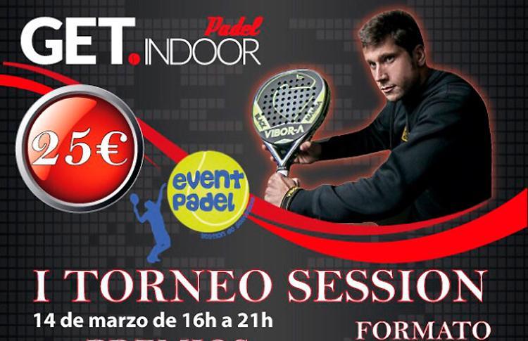EventPádel Tournament in GET Indoor Padel
