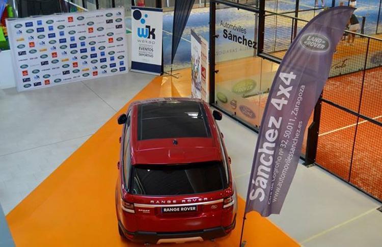 Arranca Land Rover Pádel Tour 2015