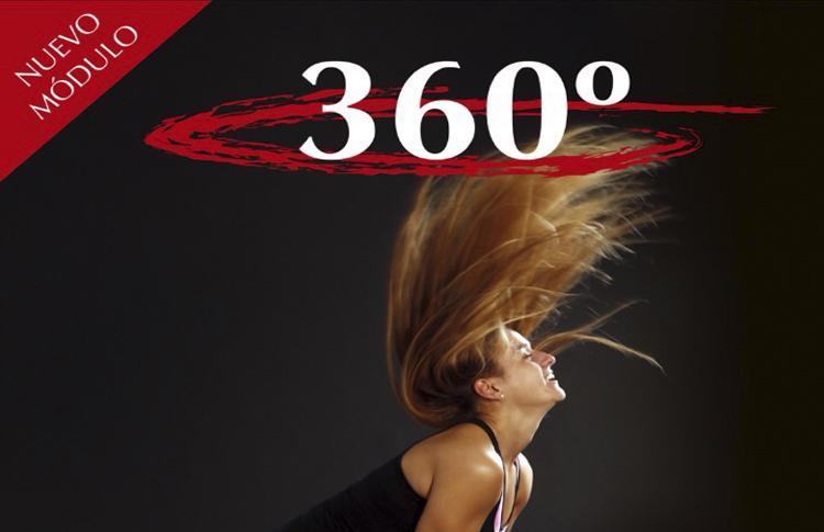 Lorena Barbero, imagen de PadelFIT y del Módulo 360º