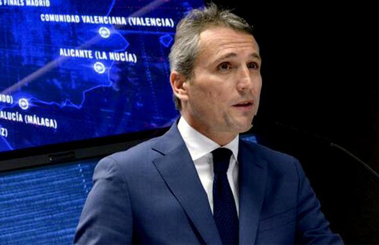 Javier Porras habla sobre la polémica en torno al Estrella Damm Mérida Open