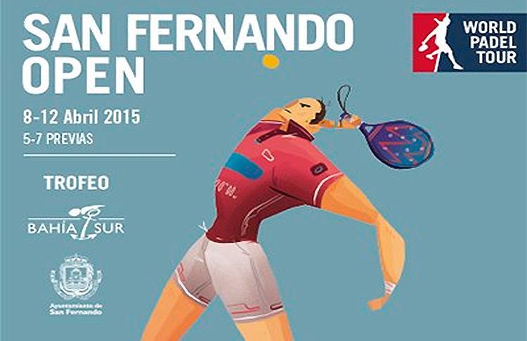 Cartel del Estrella Damm San Fernando Open