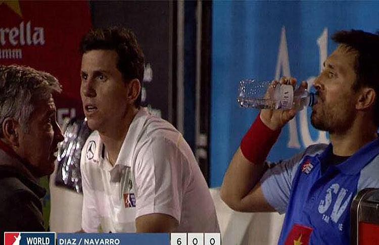 Semifinali di Estrella Damm Barcelona Open