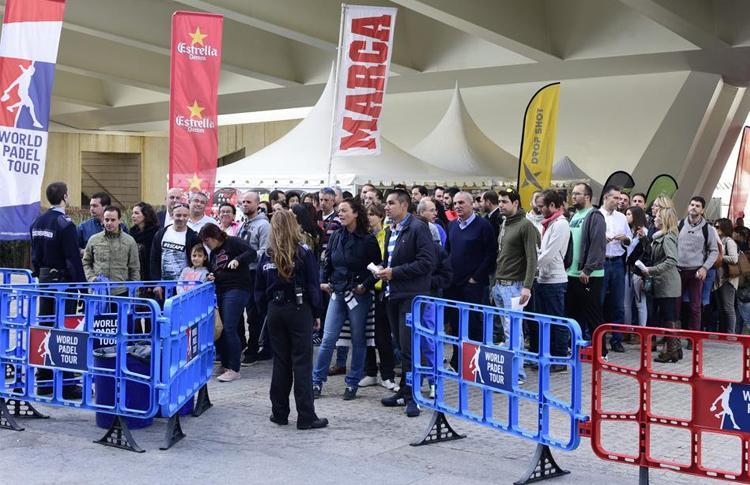 Gran ritmo de venta de entradas para el Estrella Damm Barcelona Máster