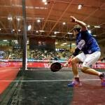Fernando Belasteguín, en el Estrella Damm San Fernando Open