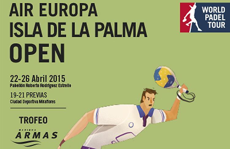 Poster di Estrella Damm La Palma Open
