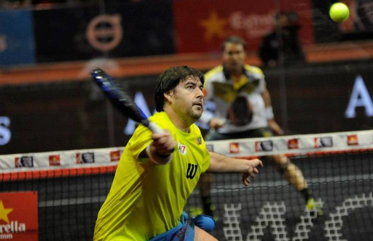 Cristian Gutiérrez, nell'Estrella Damm San Fernando Open