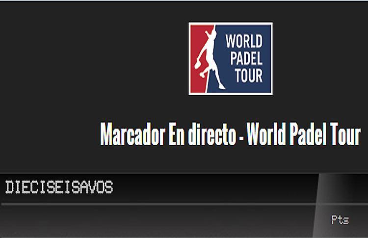 Marcador, EN DIRECTO, del Estrella Damm San Fernando Open