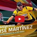 Señal en directo del Memorial José Martínez