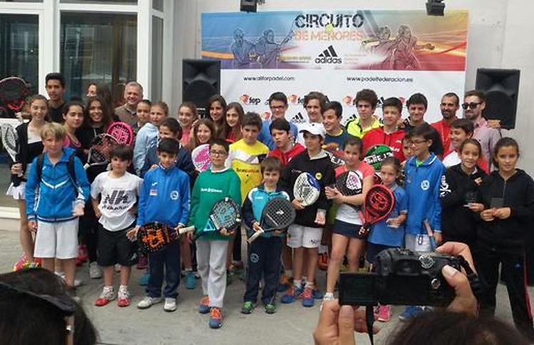 Ganadores del TyC Premium 2 - Circuito de Menores Adidas