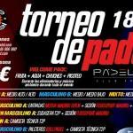 Torneo di Time2Pádel nei tribunali di Pádel 2.0