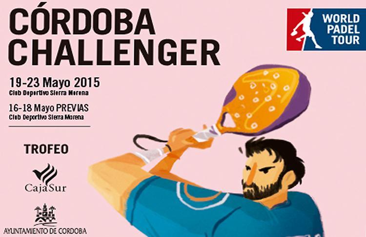 Cartel del Córdoba Challenger