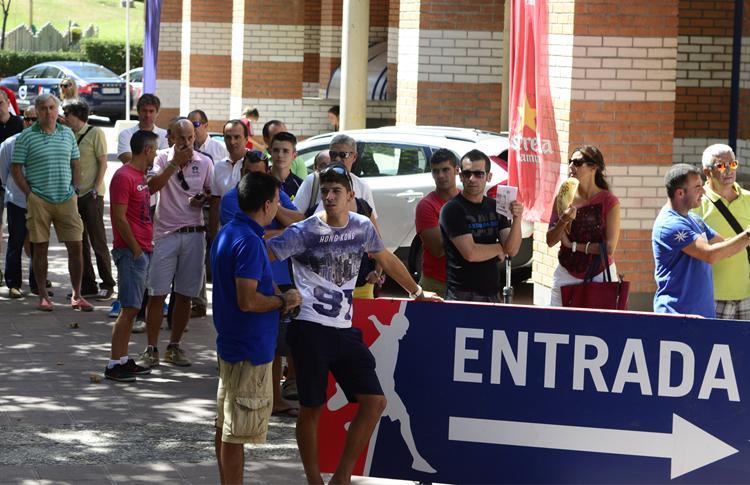 Comienza la venta de entradas para el Estrella Damm Valladolid Open