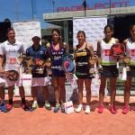Fotos de los Ganadores y Ganadoras del XXXI Campeonato de España Absoluto de Pádel