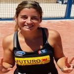 Alejandra Salazar analiza su victoria en el Campeonato de España